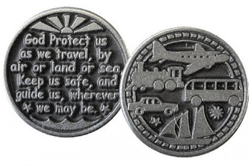 Pocket Token - Travel Safe-Pocket Token-Serenity Gifts