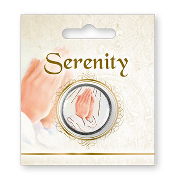 Pocket Token Coloured - Serenity-Pocket Token-Serenity Gifts
