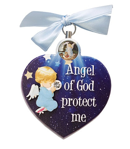 Angel of God Protect Me - Boy-Baptism & Christening-Serenity Gifts