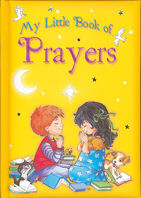 Children's My Little Book of Prayers-Baptism & Christening-Serenity Gifts
