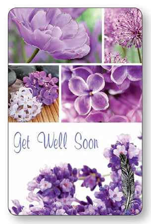 Prayer Card - Get Well Soon - Serenity Gifts