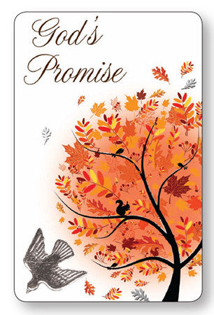Prayer Card - God's Promise - Tree-Prayer Card-Serenity Gifts