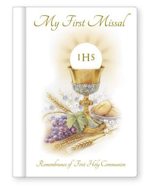 First Holy Communion - My First Missal-Holy Communion-Serenity Gifts