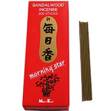Japanese Incense Large Pack - Morning Star Sandalwood-Incense-Serenity Gifts