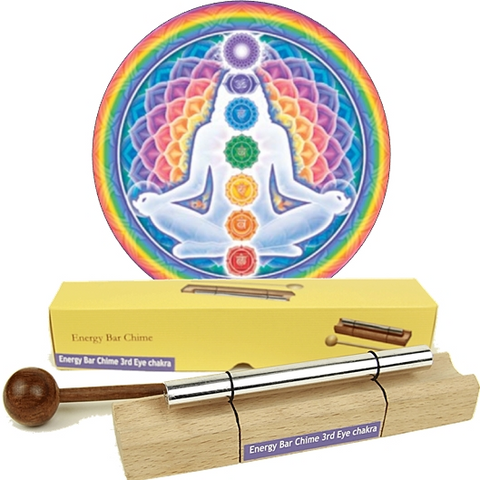 Chime Bar - Third Eye Chakra Sound Healing-Meditation-Serenity Gifts