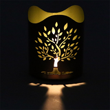 Tree of Life Tea Light Candle Holder - Large-Tea Light Holder-Serenity Gifts