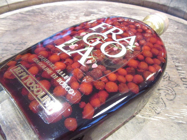Tosolini Fragola (Wild Strawberry Liqueur)