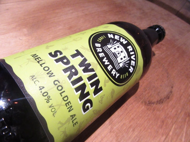 New River Brewery Twin Spring 4%