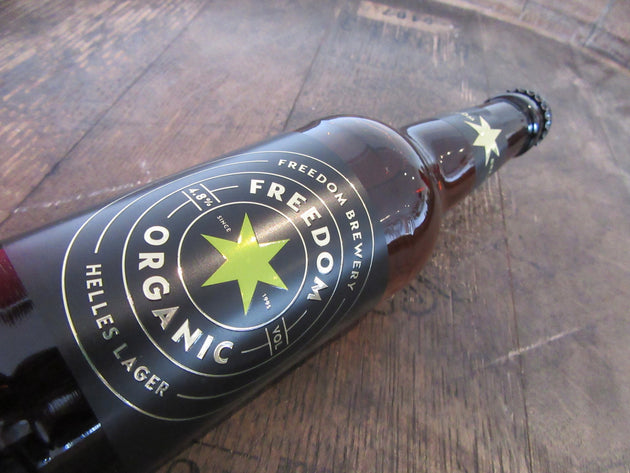 Freedom Organic Lager