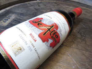De Alto Rioja Reserva 2011 - Cellar Door Wines