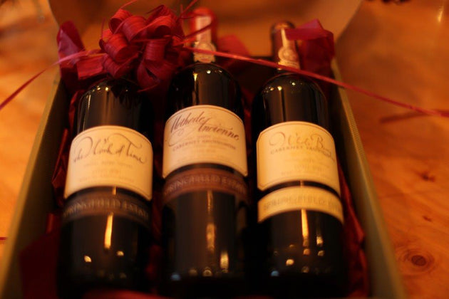 Springfield Estate Favourites Red Gift Set
