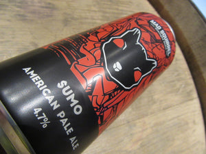 Mad Squirrel Sumo American Pale Ale 440ml can