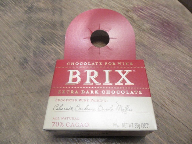 Brix Neck Hanger 3oz bar Extra Dark