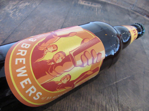 3 Brewers Golden Bottle