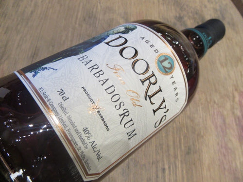 Doorly's 12 YO Barbados Rum
