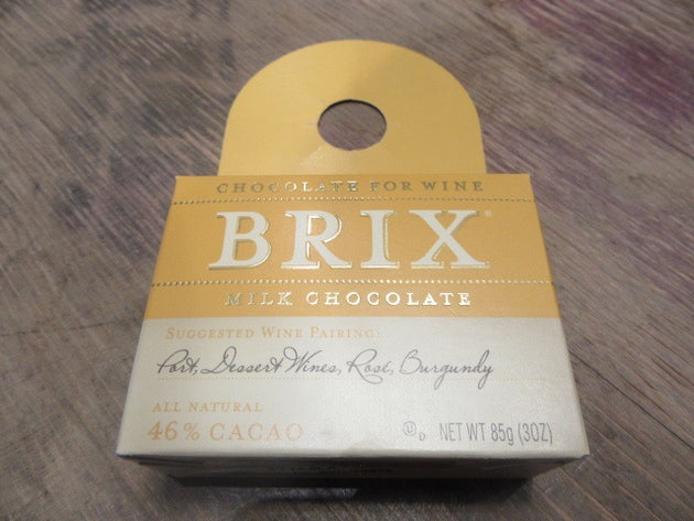 Brix Neck Hanger 3oz bar Milk