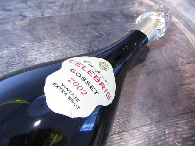 Gosset Celebris 2002 Extra Brut - Cellar Door Wines