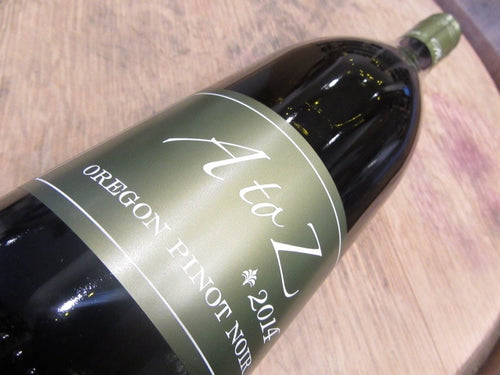 A To Z Oregon Pinot Noir