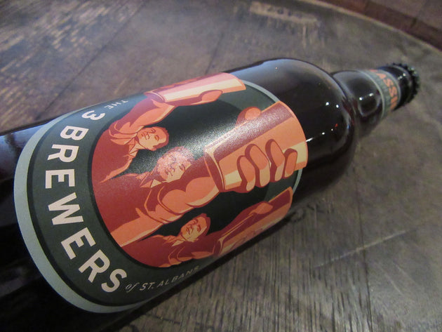 3 Brewers Classic Bottle
