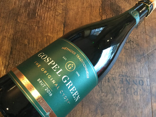 Gospel Green Vintage Cyder 2016 75cl