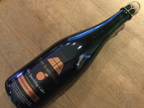 Four Acres Estate Champagne Method Cider 75cl