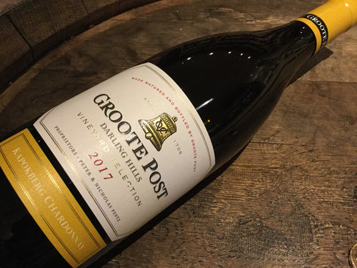 Groote Post Kapokberg Chardonnay - Cellar Door Wines