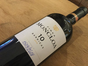 Finca Moncloa 10 Barricas - Cellar Door Wines