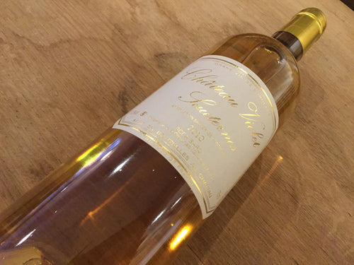 Chateau Violet Sauternes 2010 75cl - Cellar Door Wines