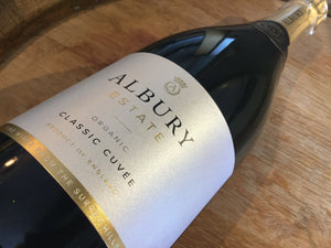 The Albury Estate Classic Cuveé Organic