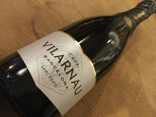 Cava Vilarnau Demi-Sec - Cellar Door Wines