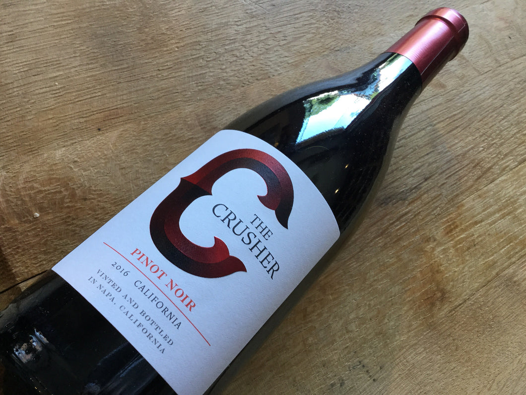 The Crusher Pinot Noir 2016