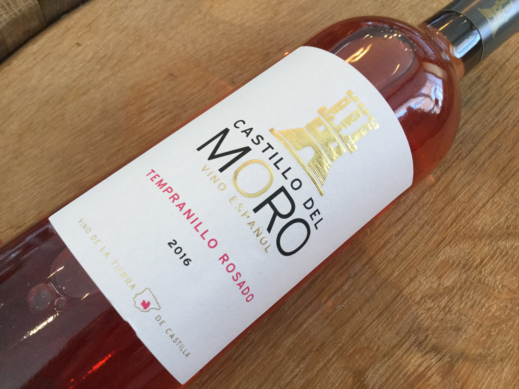 Castillo del Moro Rose - Cellar Door Wines