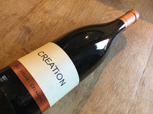 Creation Syrah Grenache 2017