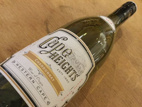 Cape Heights Chardonnay - Cellar Door Wines