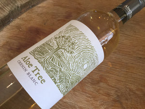 Aloe Tree Chenin Blanc - Cellar Door Wines