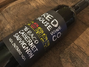 The Red House Wine Co. Henry of Pelham Baco Noir Cabernet 2016