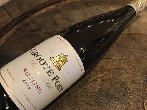 Groote Post Riesling 2018 - Cellar Door Wines