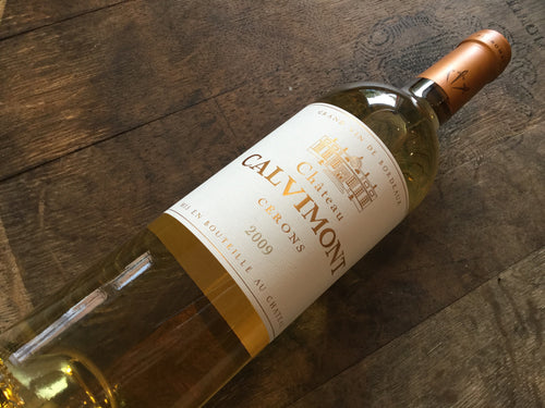 Chateau Calvimont Cérons 2009 - Cellar Door Wines