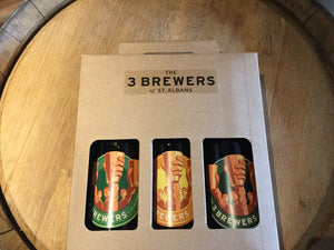 3 Brewers Gift Pack