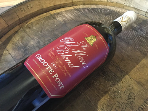 Groote Post The Old Man's Blend Red MAGNUM - Cellar Door Wines