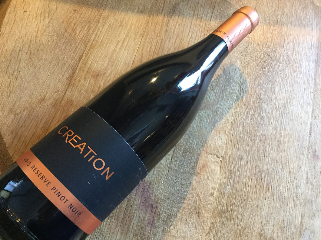 Creation Reserve Pinot Noir 2015 - Cellar Door Wines