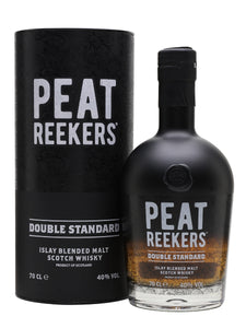 Peat Reekers Double Standard Islay Blended Malt