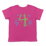 Lil Shirts 4 Toddler T-Shirt