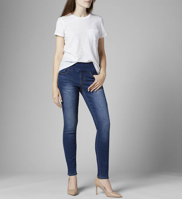 Pullon Skinny Jean Denim Medium wash