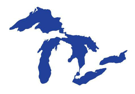 Great Lakes Proud Sticker
