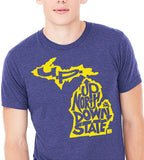 Up North Downstate T-Shirt