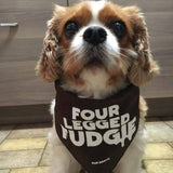 Four-Legged Fudgie Bandana