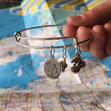 Michigan Charm Bracelet