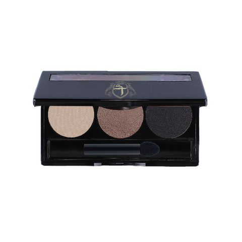 Eyeshadow trio pallet in Mysterious