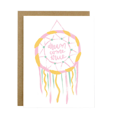 Dream Come True Card - [product type] - Hen Pen Paper Co